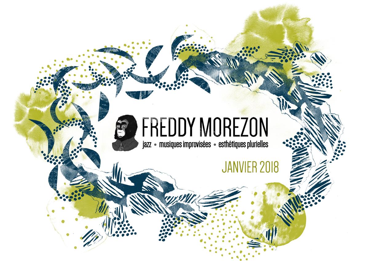Freddy Morezon - Newsletter janvier 2018