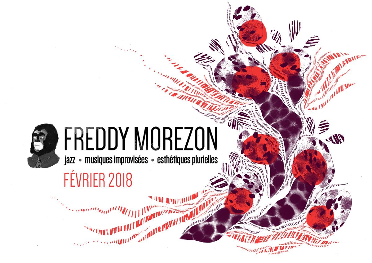 Freddy Morezon - Newsletter février 2018