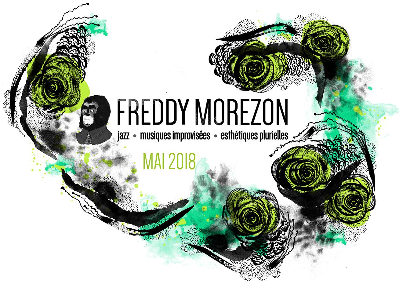 Freddy Morezon - Newsletter mai 2018