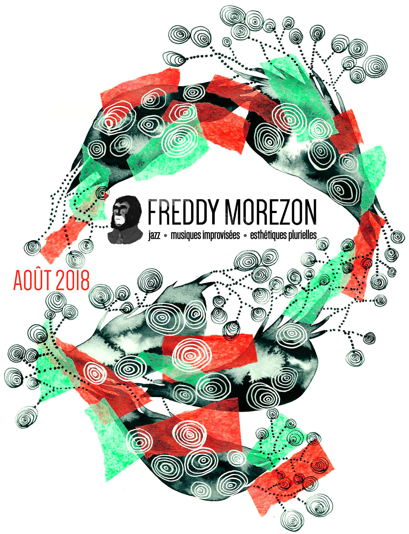 Freddy Morezon - Newsletter aout 2018
