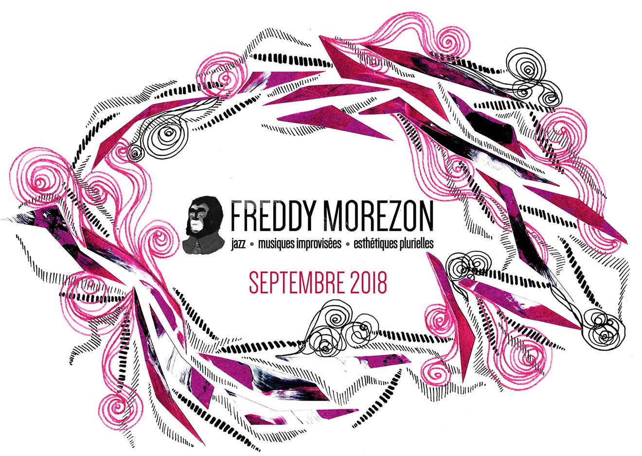 Freddy Morezon - Newsletter septembre 2018