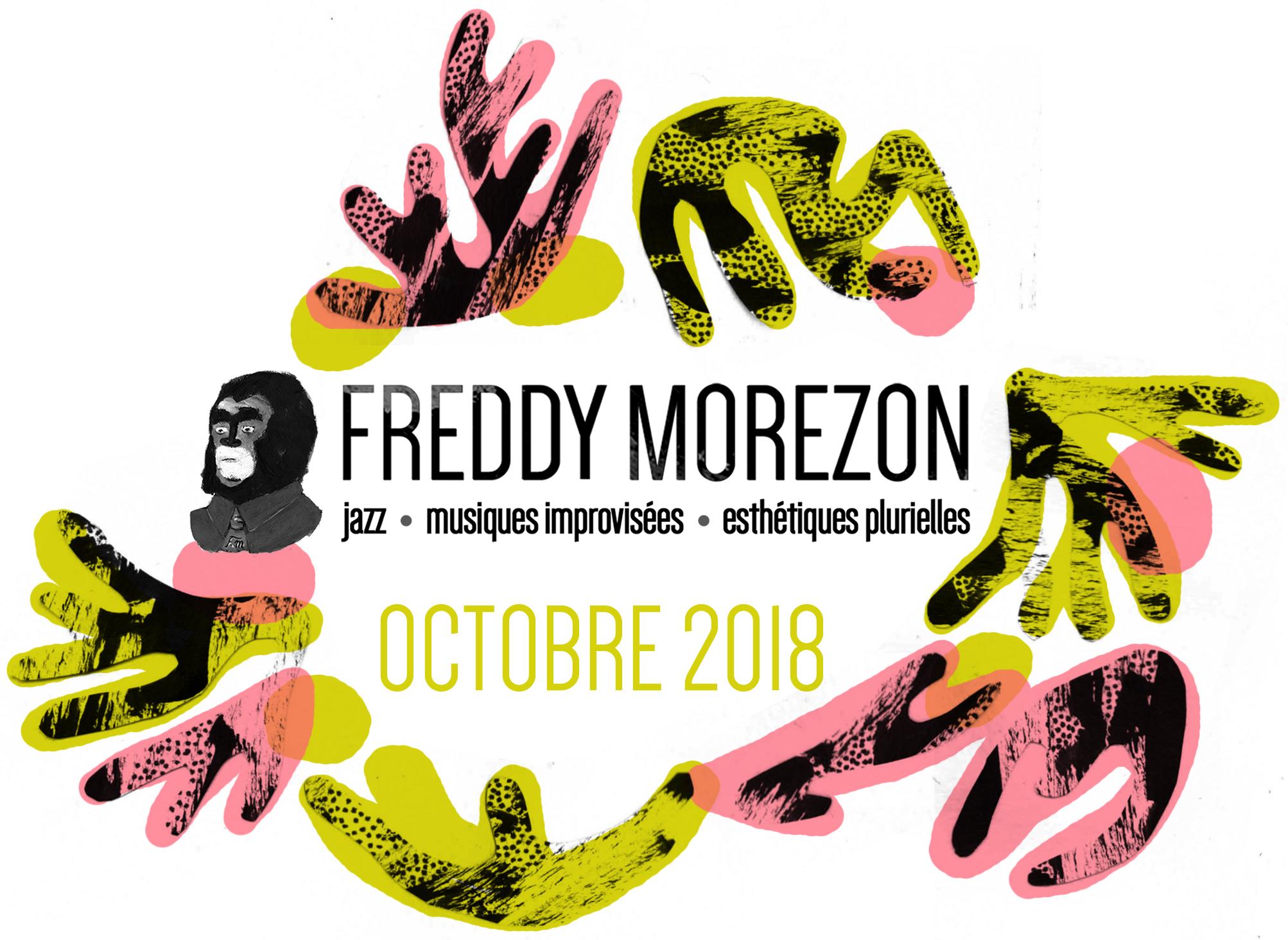 Freddy Morezon - Newsletter octobre 2018