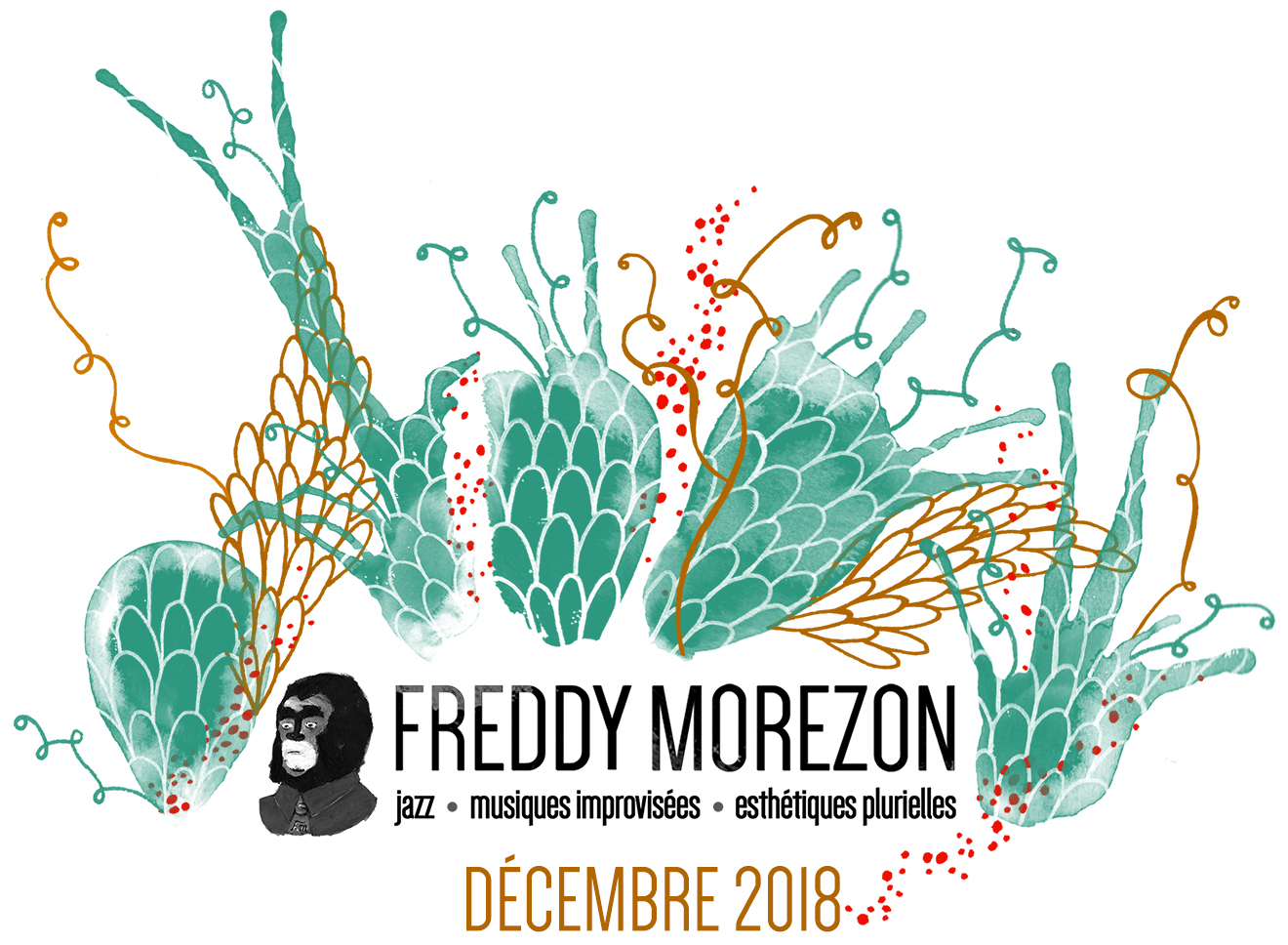 Freddy Morezon - Newsletter decembre 2018
