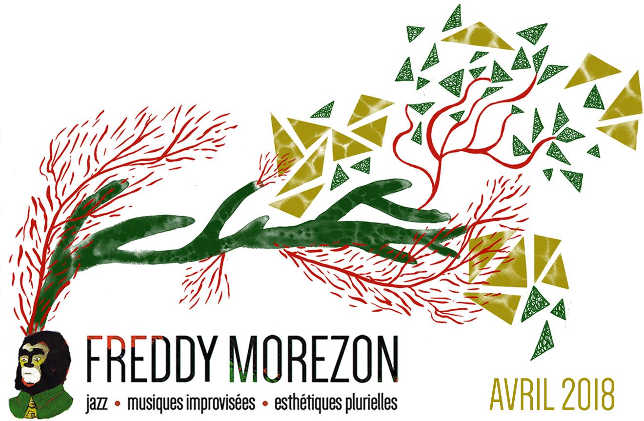 Freddy Morezon - Newsletter avril 2018
