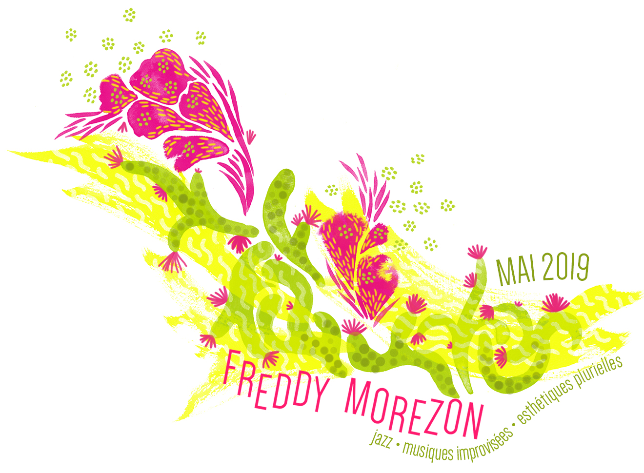 Freddy Morezon - Newsletter mai 2019