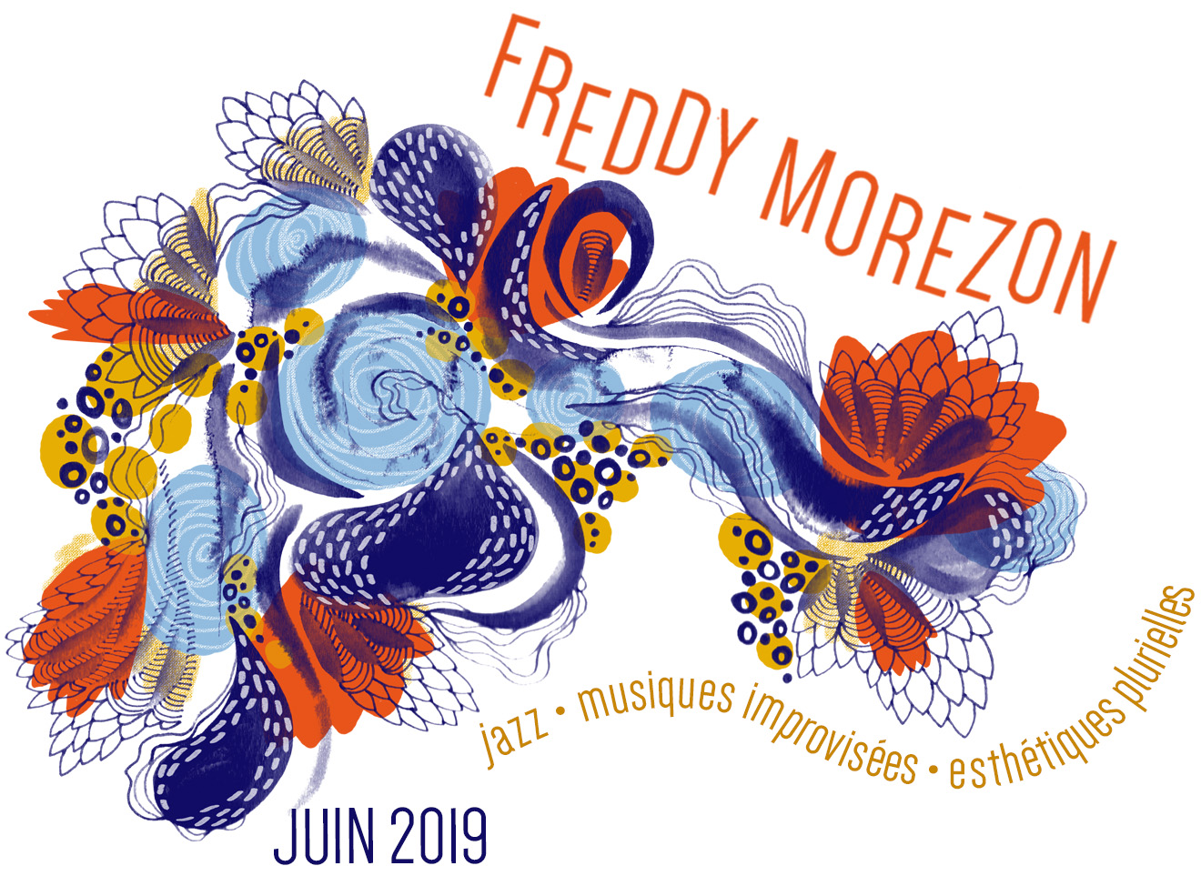 Freddy Morezon - Newsletter juin 2019