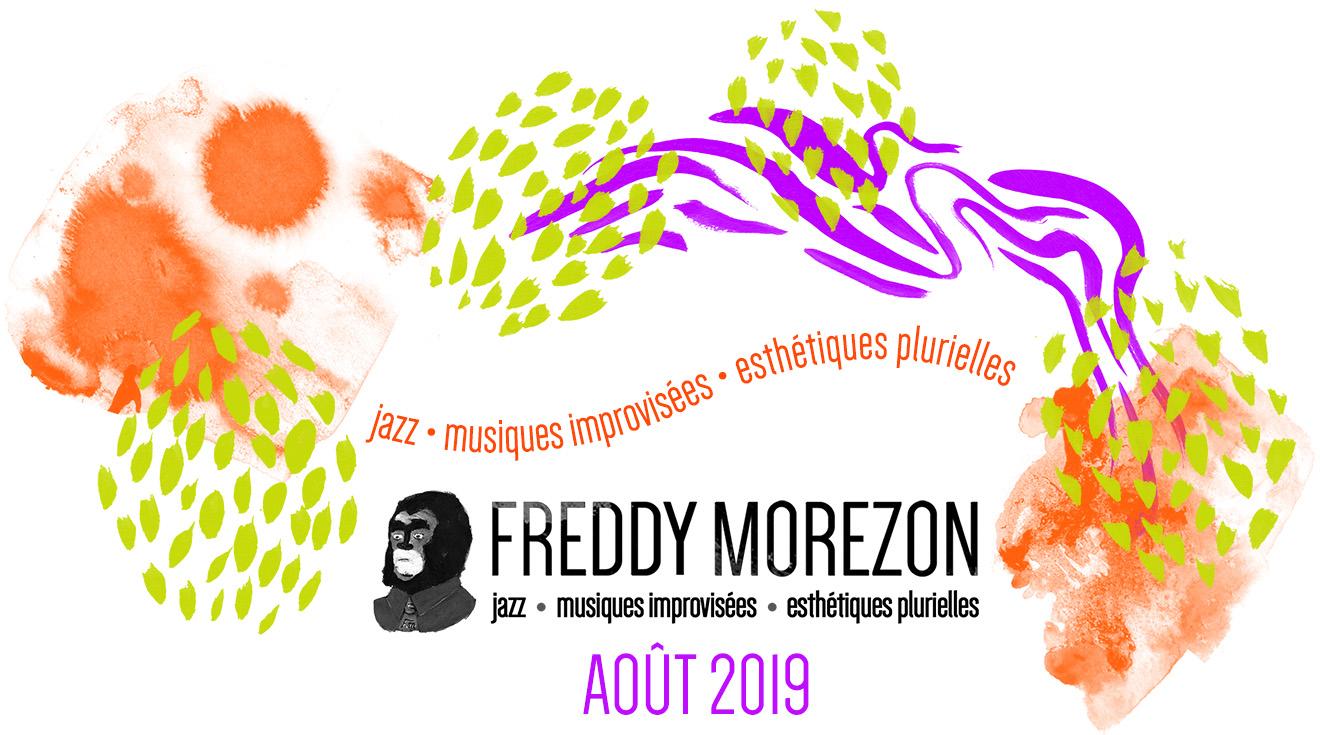 Freddy Morezon - Newsletter août 2019