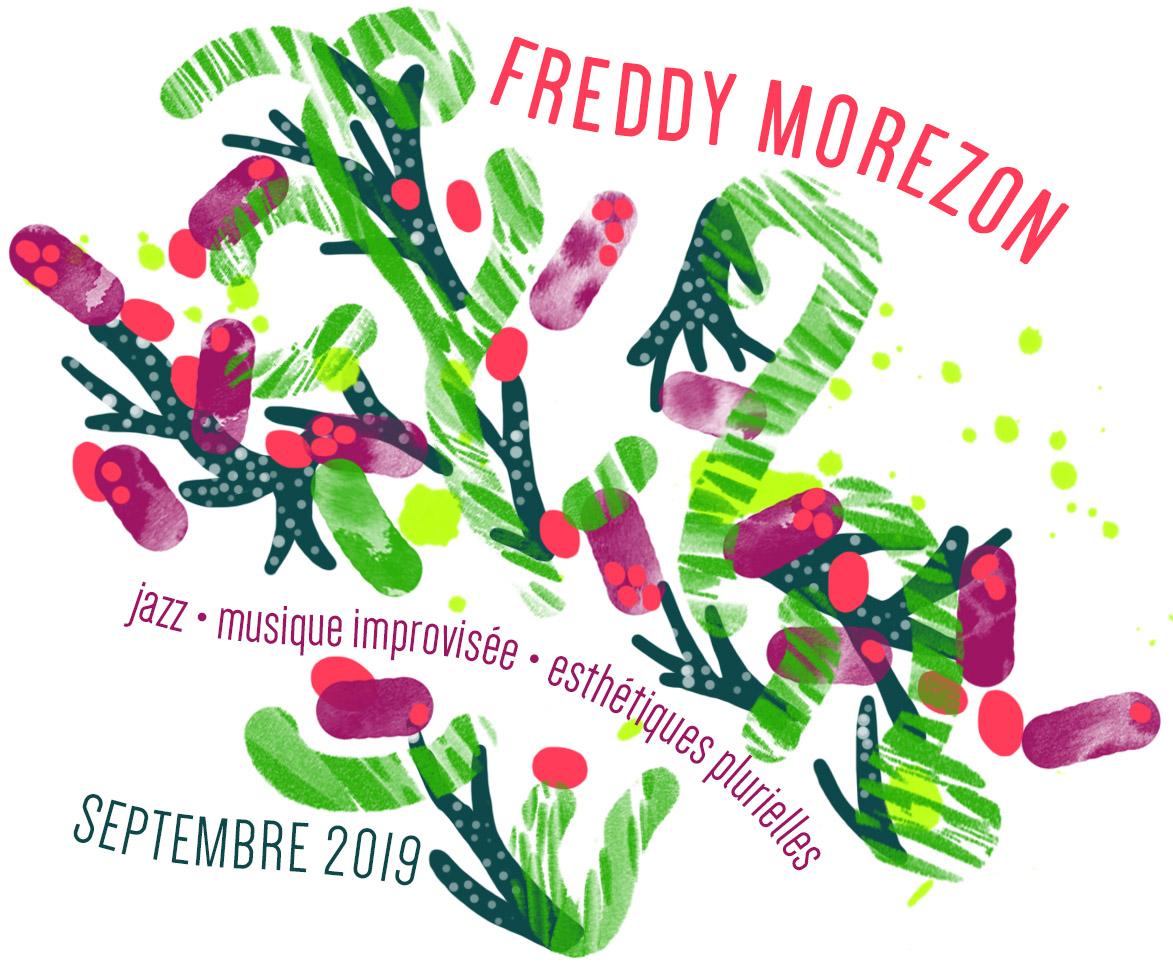 Freddy Morezon - Newsletter septembre 2019