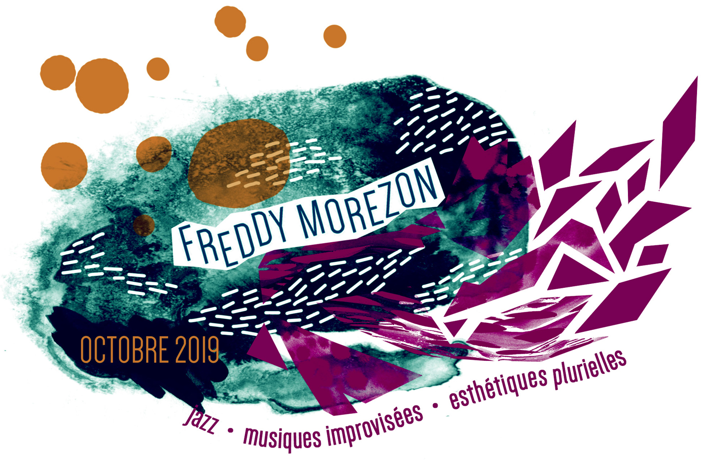 Freddy Morezon - Newsletter octobre 2019