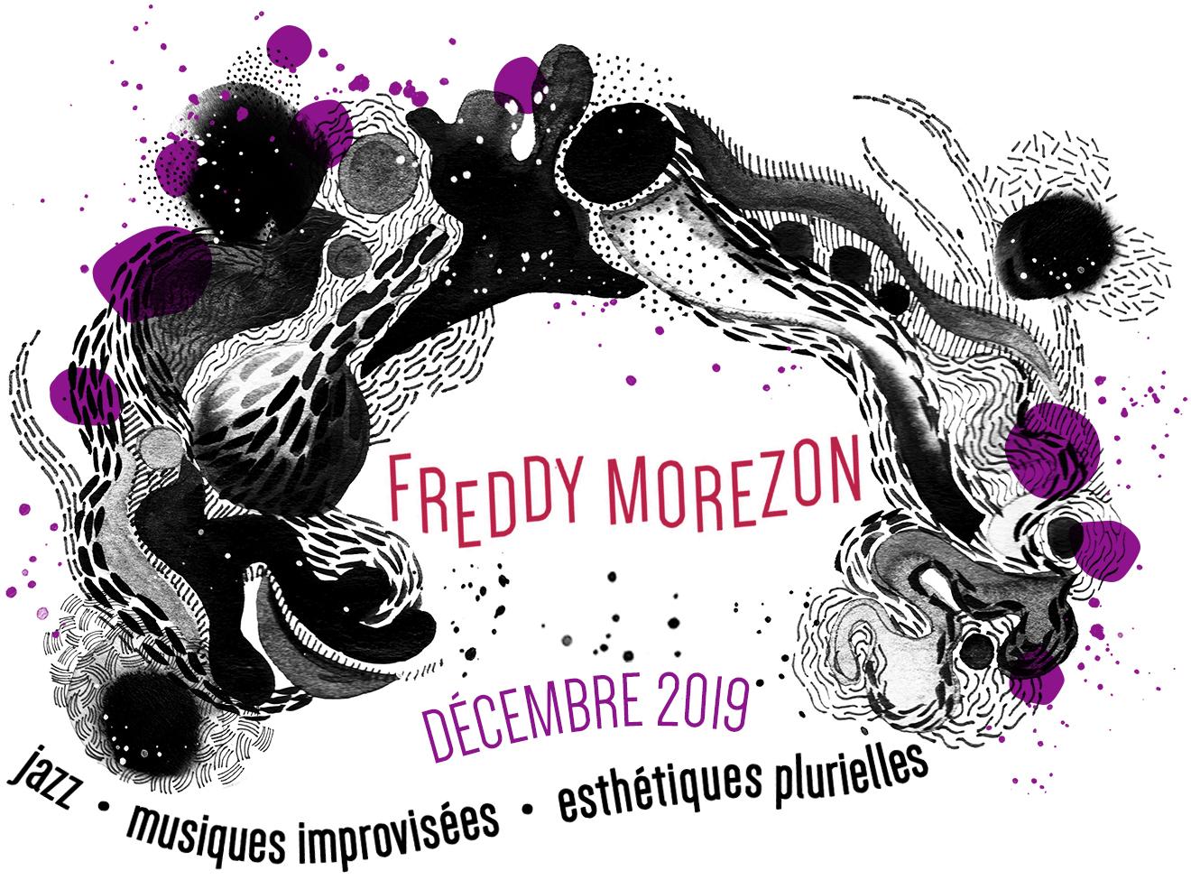 Freddy Morezon - Newsletter décembre 2019