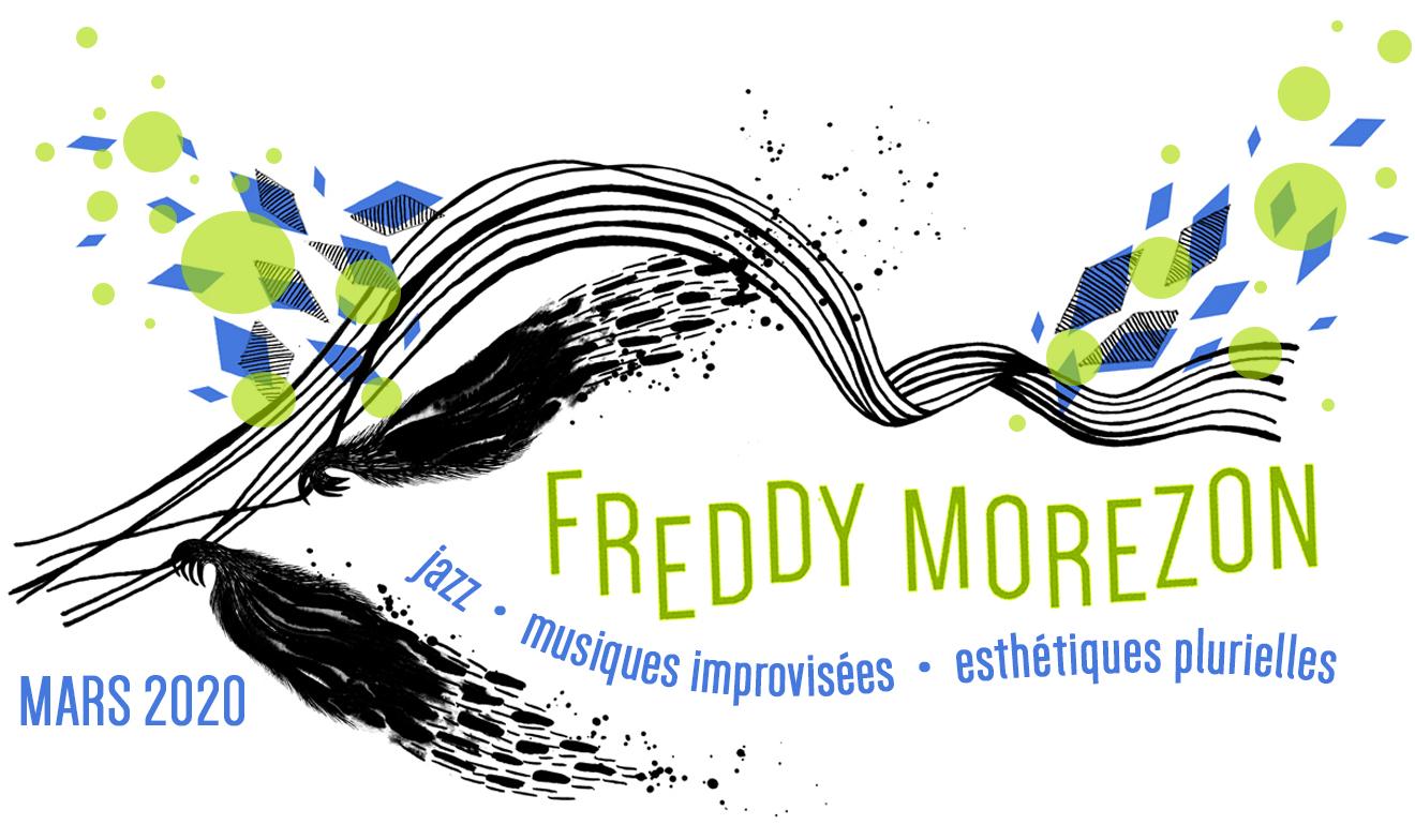 Freddy Morezon - Newsletter mars 2020
