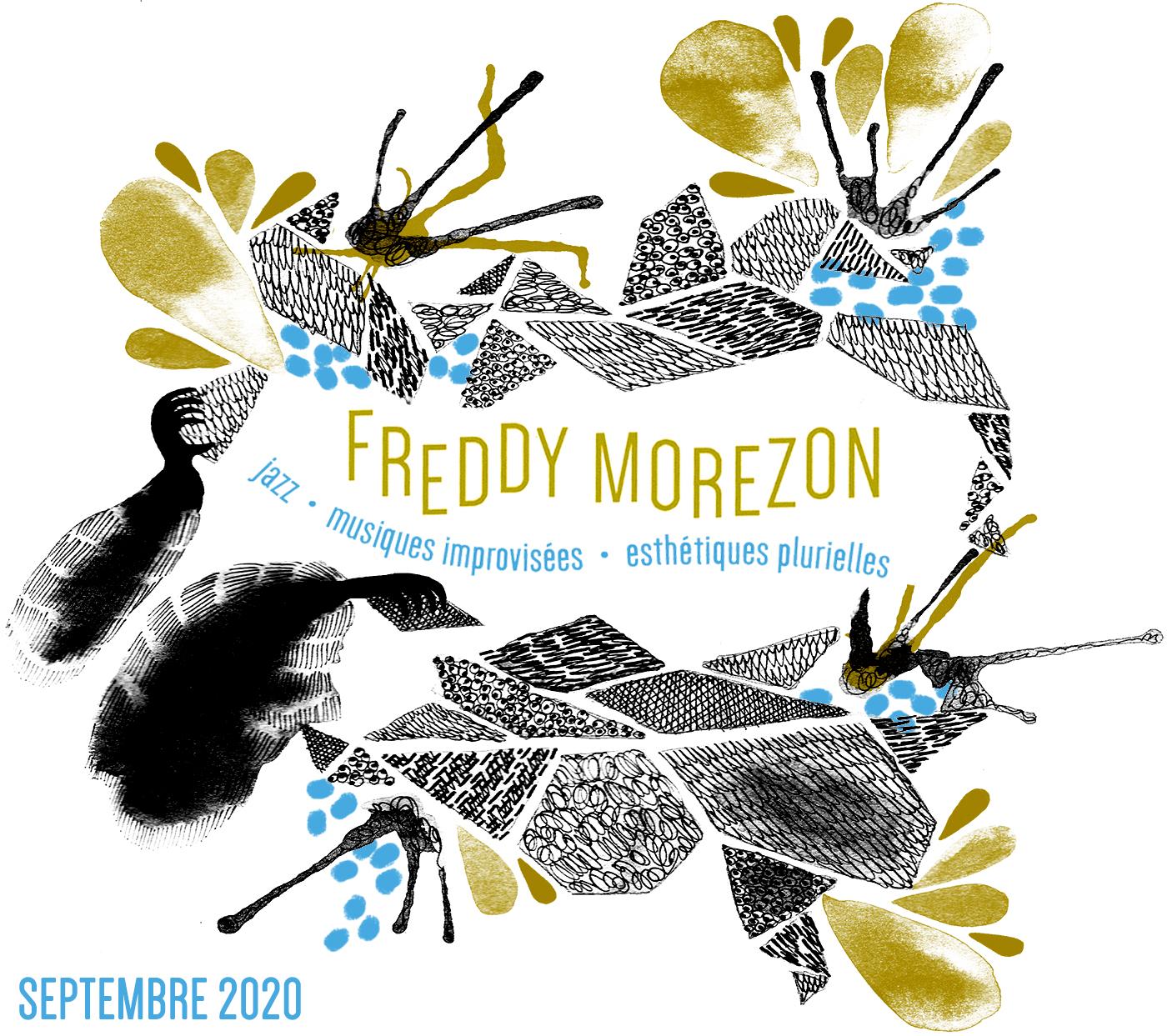 Freddy Morezon - Newsletter septembre 2020