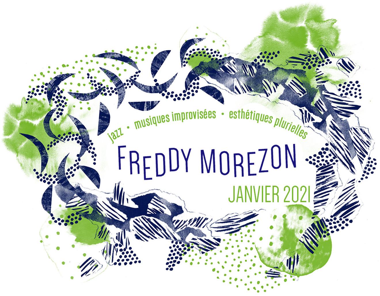 Freddy Morezon - Newsletter janvier 2021