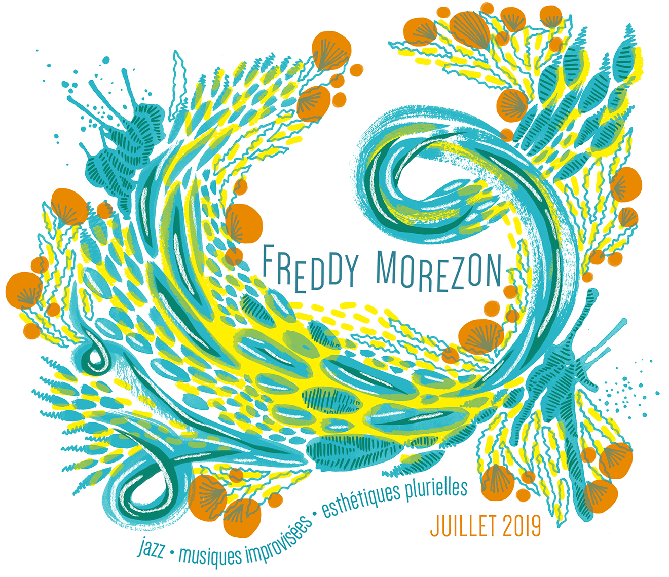 Freddy Morezon - Newsletter juillet 2019