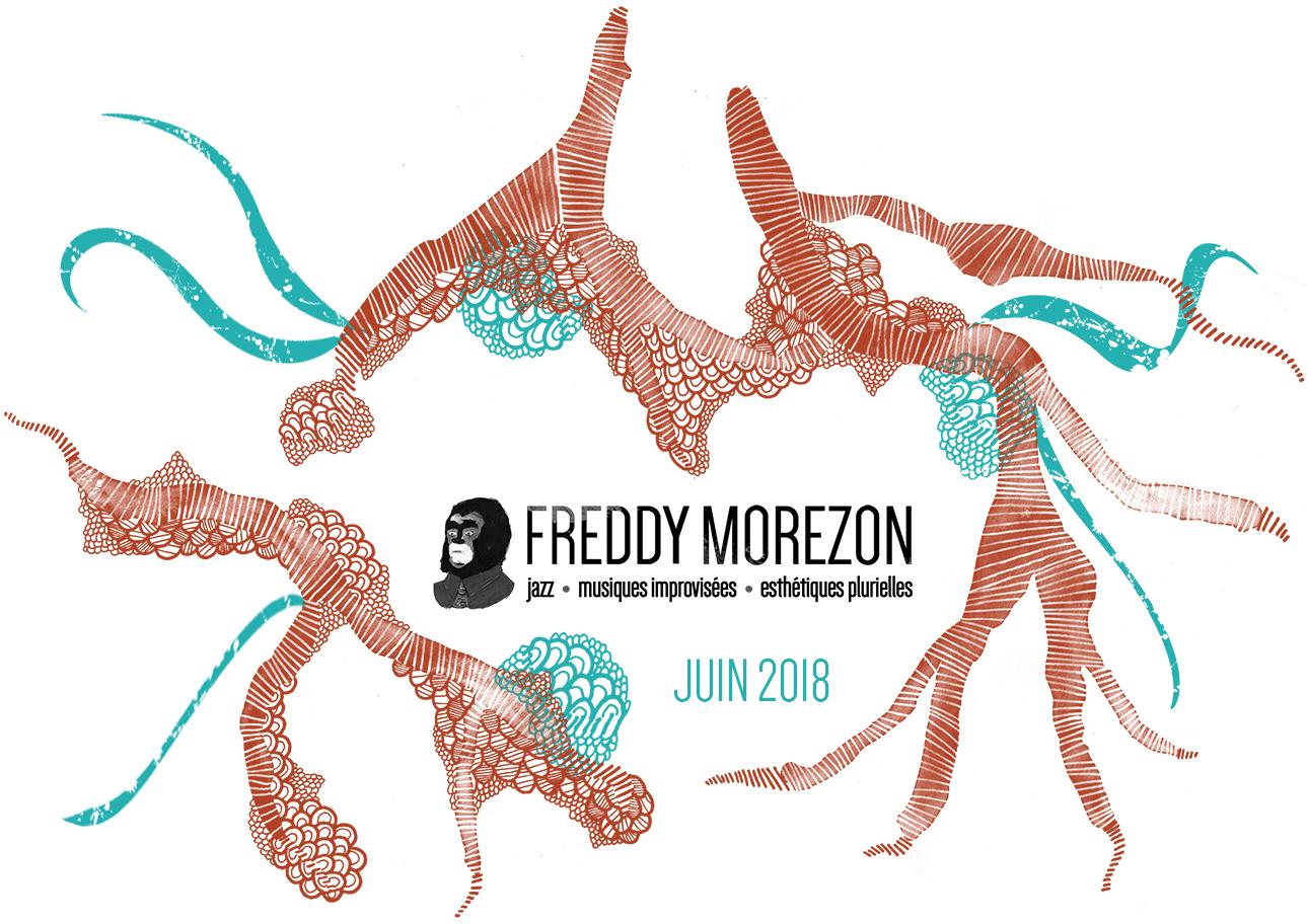 Freddy Morezon - Newsletter juin 2018