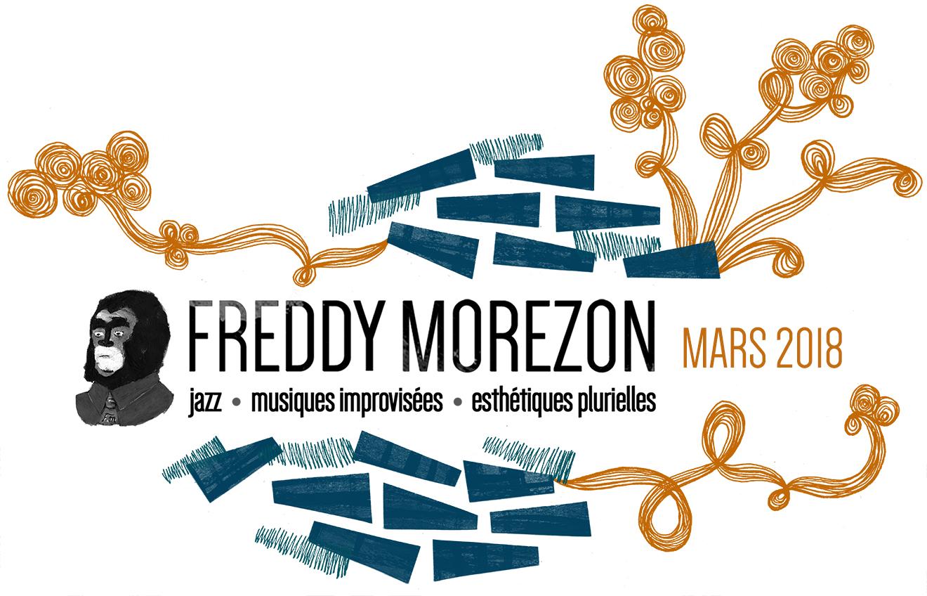 Freddy Morezon - Newsletter mars 2018