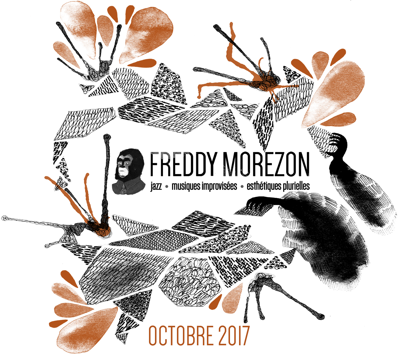 Freddy Morezon - Newsletter septembre 2017