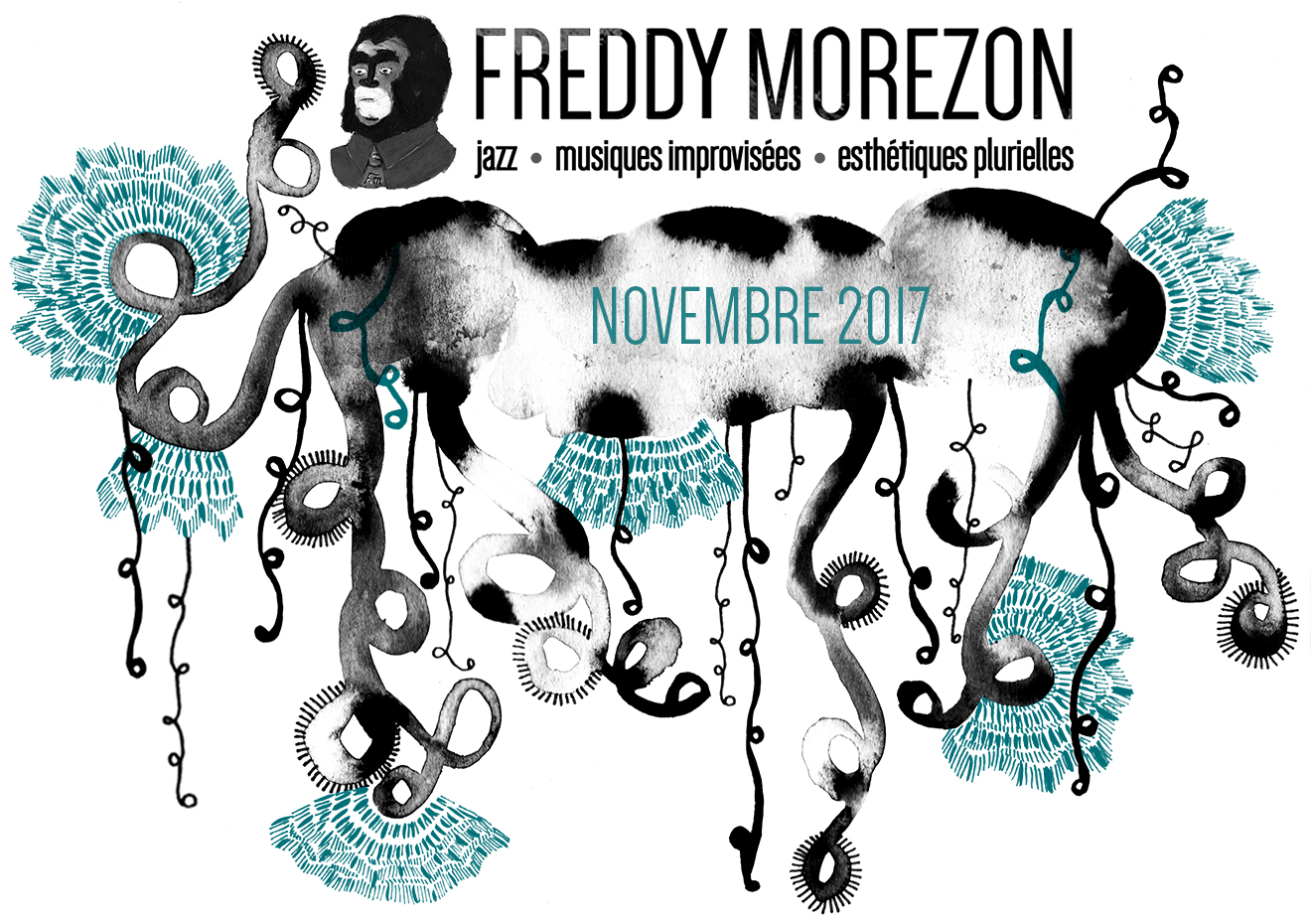Freddy Morezon - Newsletter novembre 2017