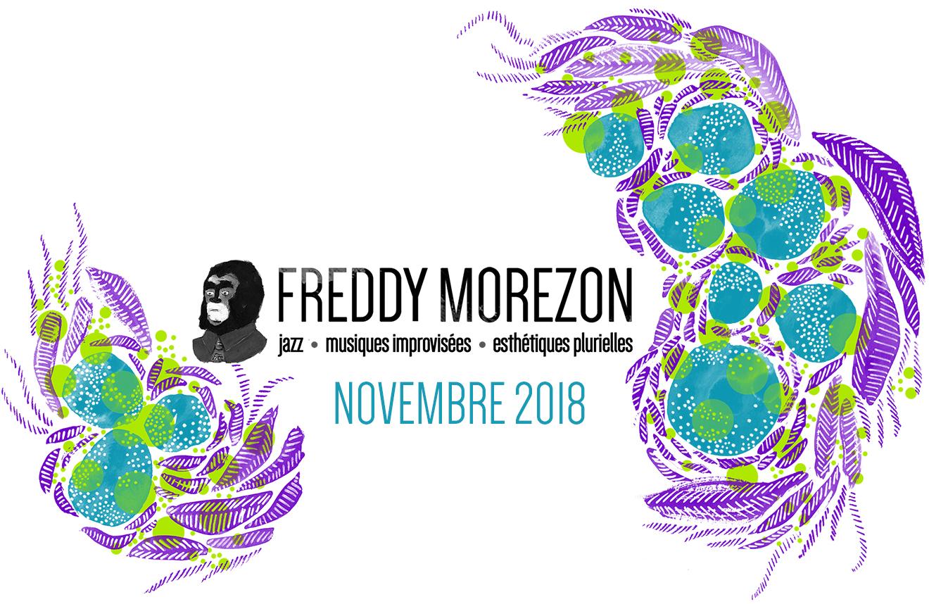 Freddy Morezon - Newsletter novembre 2018