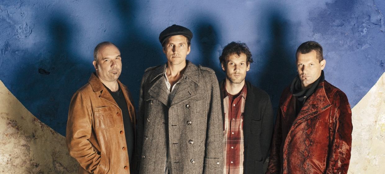 Bedmakers - Robin Fincker, Mathieu Werchowski, Pascal Niggenkemper, Fabien Duscombs