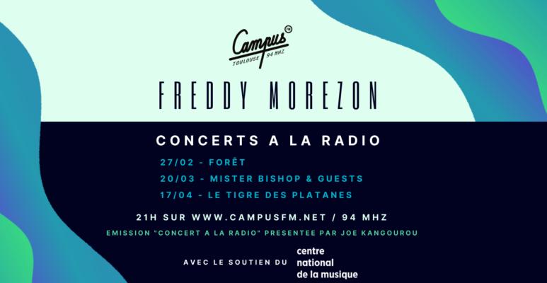 Concerts à la radio