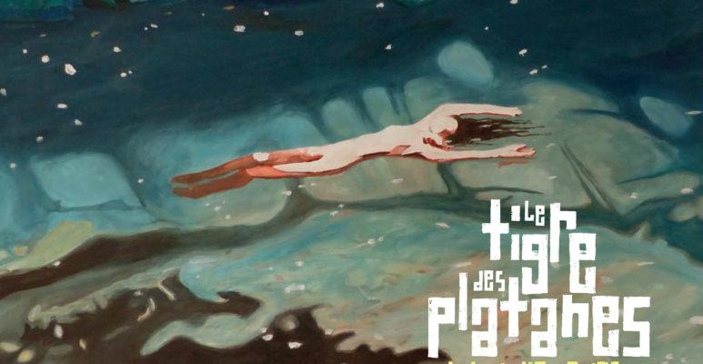 Sortie d'album Terminus Radioso du Tigre des Platanes le 16 avril 2021
