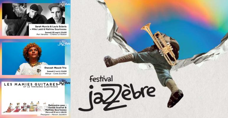 Freddy Morezon au festival Jazzèbre
