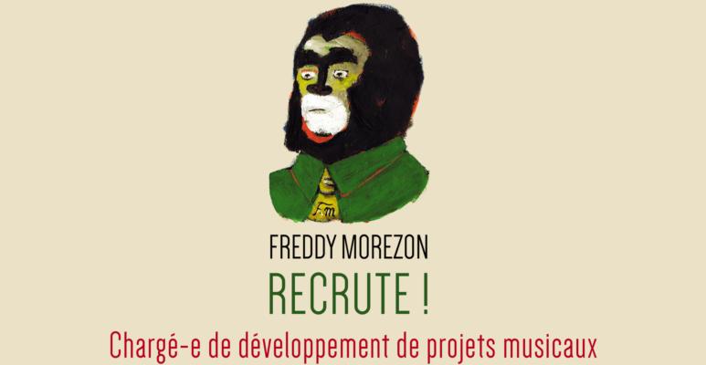 FREDDY MOREZON RECRUTE