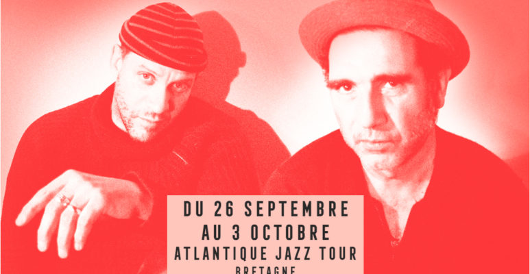 Reverse Winchester (Mike Ladd / Mathieu Sourisseau) // Atlantique Jazz Tour