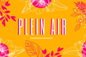 Plein Air <p>concerts à ciel ouvert en région Occitanie</p>